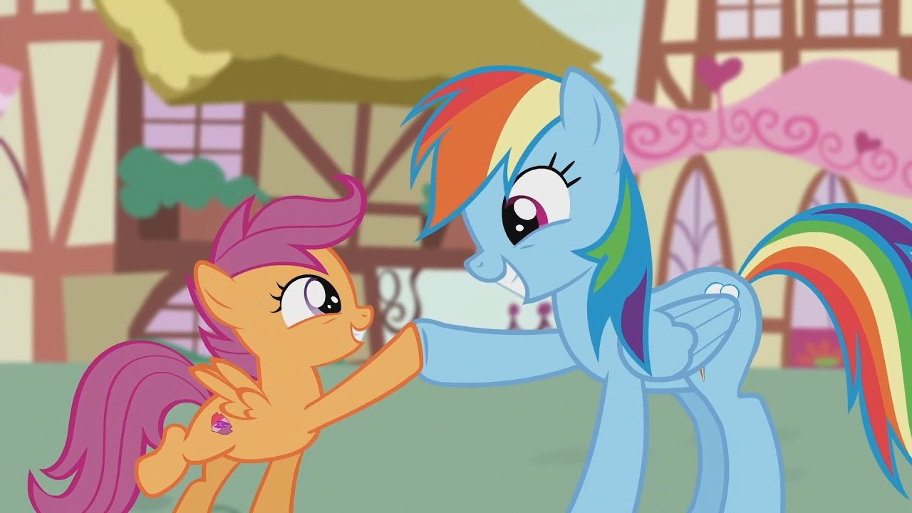 Rainbow Dash Scootaloo I M So Proud Of You Little Buddy You Ve Taught Me A Thing Or Two Youtube The u/scootaloo04 community on reddit. rainbow dash scootaloo i m so proud of you little buddy you ve taught me a thing or two