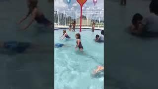 Splash Park Fun! Opening Day at Splash Park! Summer July 2018!