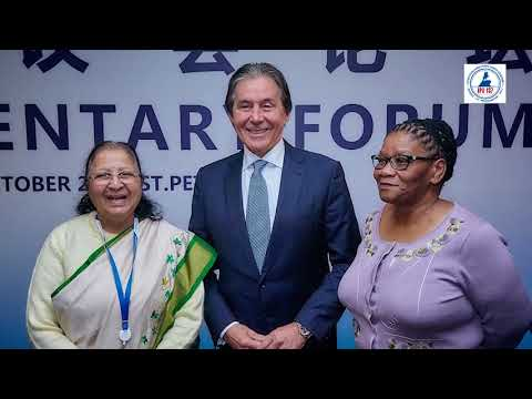 Ms Thandi Modise at the 137th Inter-Parliamentary Union Assembly: Part 1