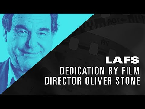 The Los Angeles Film School -- Oliver Stone
