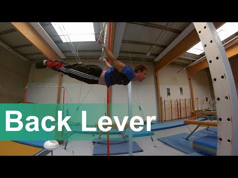 Back Lever/Hangwaage Rücklings💪