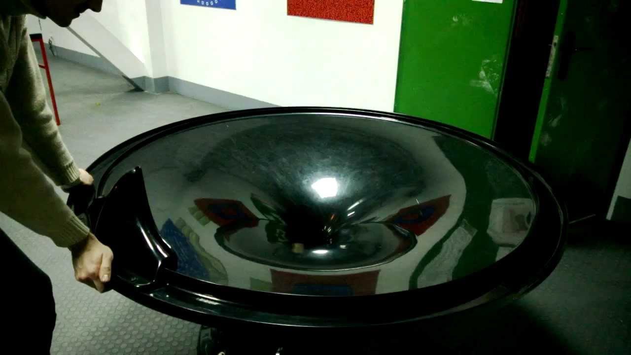 Экспериментариум: Черная дыра - YouTube