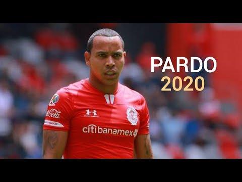 Felipe Pardo • Mejores Goles y Jugadas • Toluca 2019