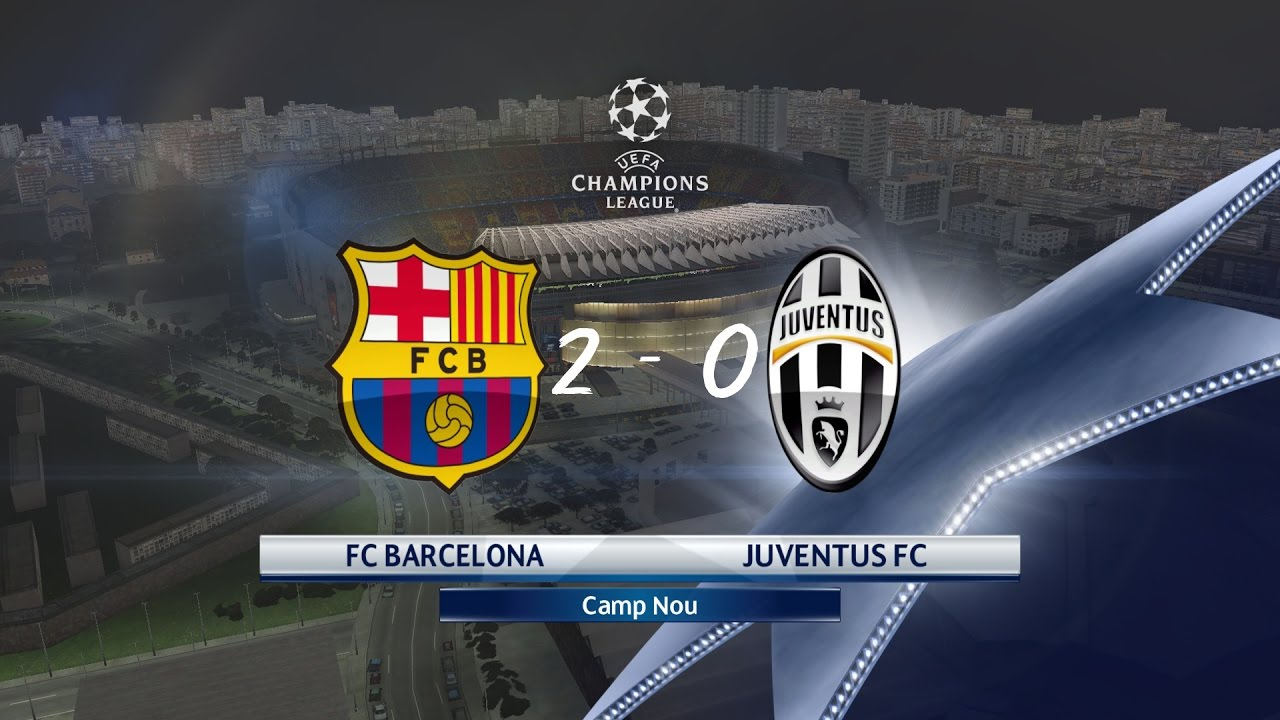 Barcelona vs Juventus (2-0) All Goal And Highlights | Semifinal UCL