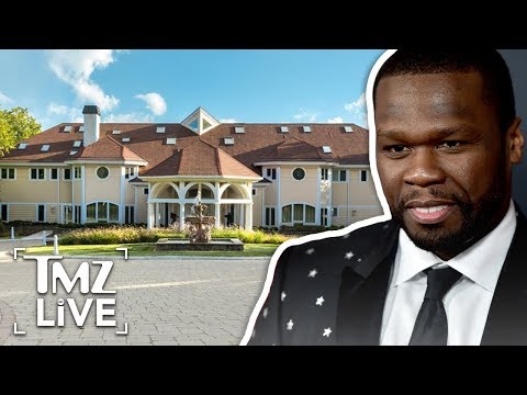 Louie Cruz - 50 Cent Sells His Mansion For $3 Million, He Bought It For $18 Million