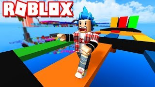 THE TROLL PLATFORMS, LEVEL 200 ROBLOX MEGA FUN OBBY
