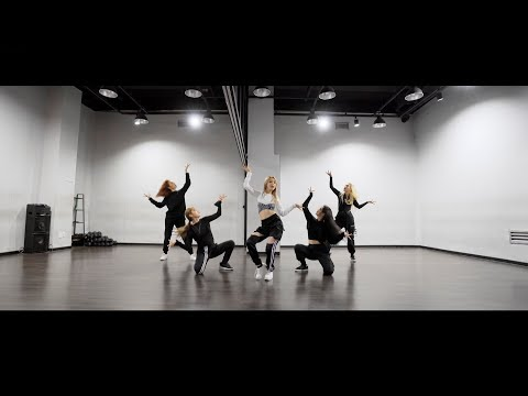 WENGIE ft. MINNIE of (G)I-DLE 'EMPIRE' (Dance Practice)