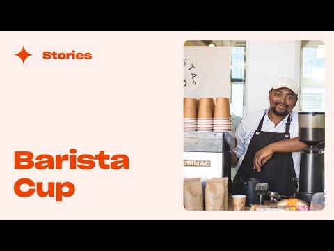 Entrepreneur Story: Barista Cup