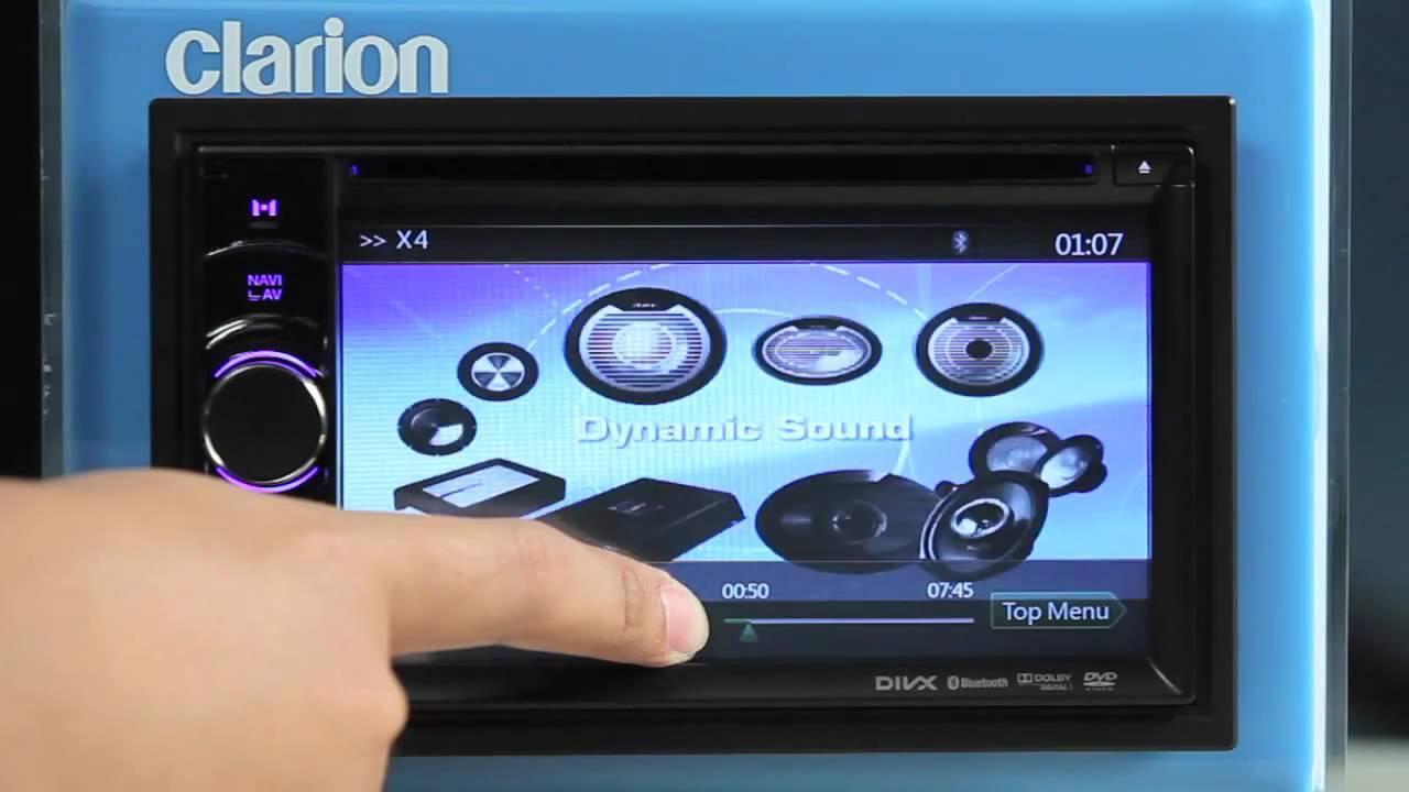 NX501 - 5 Video Disc Playback mov