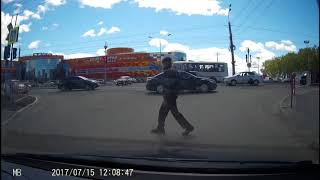 подборка дтп #7 за июнь авария май видеорегистратор сегодня авто от kom43l