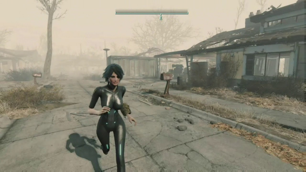 Fallout 4 Mod Spotlight | 3 Outfits With Physics on Xbox by Jovialchicken90