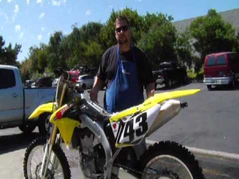 How To Wash Your Dirtbike at BikeBandit.com