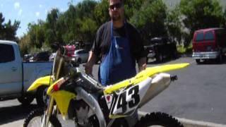 Dirt Bike Washing