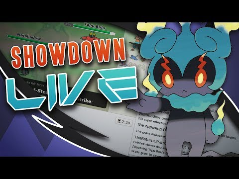 [Sun/Moon OU] The Last One Standing In The Marshtadium Is Ma-Zelf (PS Live #44)
