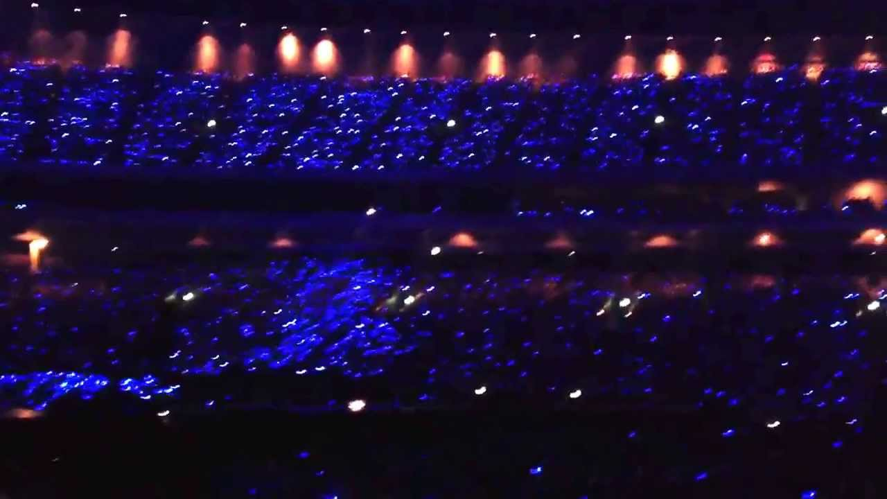 2013.7.28 Super Show 5 DoKyo Dome WAVE
