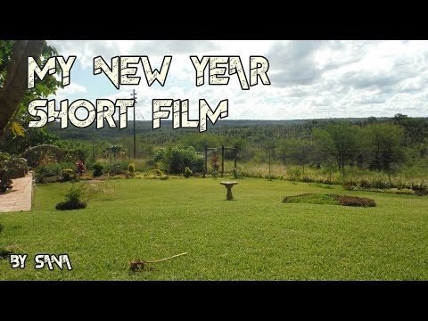 SwaziLand New Year Movie. Road trip with my Dad.