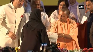 Triple talaq victims should be given Rs 6,000 annually: Adityanath