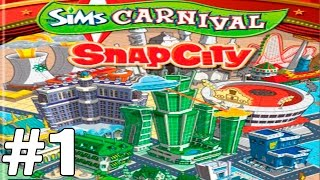 The Sims Carnival: Snap City #1 11-14
