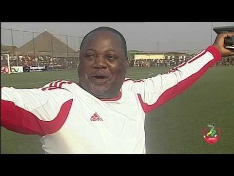 Ghana Premier League Week I: WAFA SC 2-0 Asante Kotoko/ Feb 20, 2016