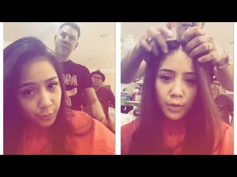 Download Nagita Slavina Potong Rambut Kompak Sama Bos Raffi