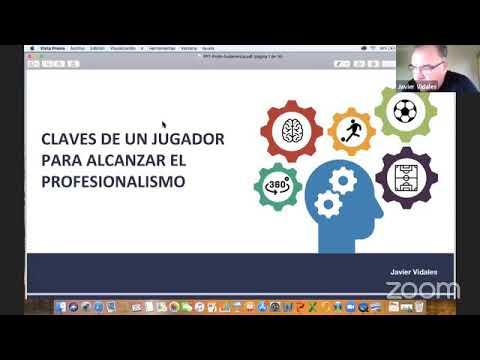 Claves de un jugador para alcanzar el profesionalismo (Parte 1, 10/07/2020)