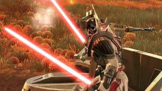 SWTOR Sith Warrior Intro/Progression