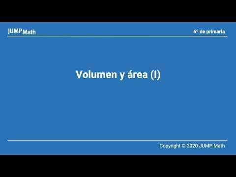 6. Unidad 8. Área y volumen (I)