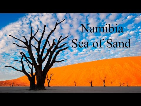 Namibia - Namib desert,  Fish River Canyon,  African Safari, by land and drone.