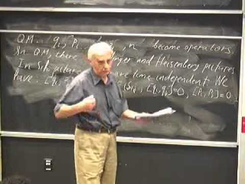 Quantum Field Theory. Lecture 6.