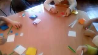Заняття з логіко-математичного розвитку (старша група)