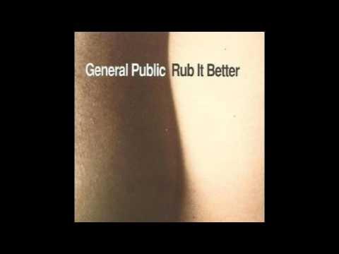 General Public   It Must Be Tough