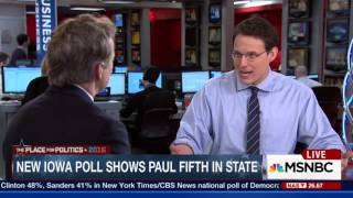 Rand Paul Deserves to be in the Debate | MSNBC