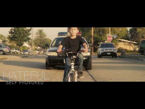 SELF PROVOKED - HATEFUL (OFFICIAL VIDEO) Prod. Ninedy2