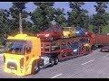Euro Truck Simulator 2 - Ford Cargo 1932 Cegonha