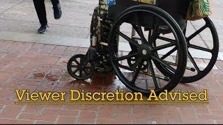 Public Urination in San Francisco (4K UHD)