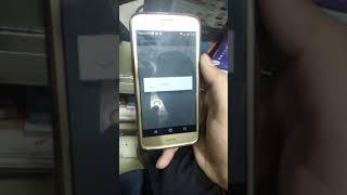 Moto E4 Verizon setting