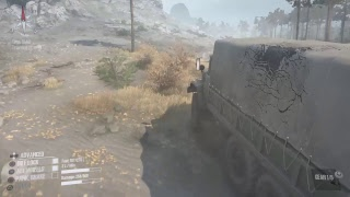 Spintires mudrun on ps4 game play