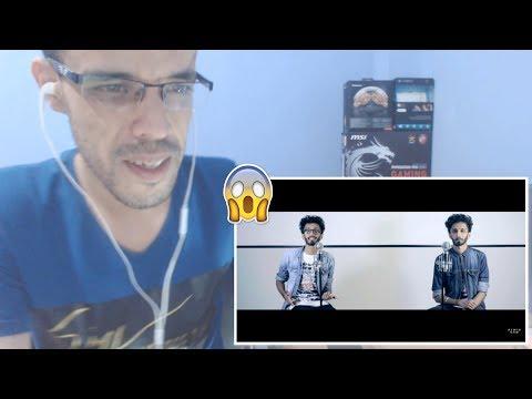 Ed-Sheeran - Shape Of You - Malayalam Mashup - Aswin Ram (15 songs in one go) ||REACTION|| جزائري