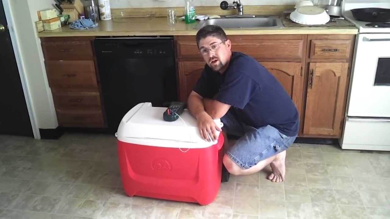 Where to find dry ice for camping youtube
