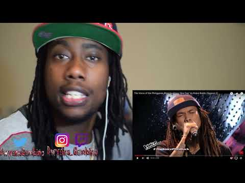 """The Voice of the Philippines Blind Audition """"One Day"""" by Kokoi Baldo MUSIC REACTION"""