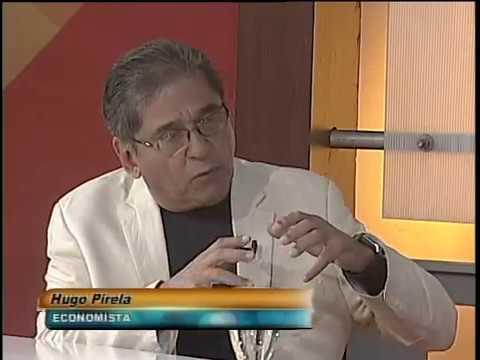 Hugo Pirela, Economista, ex funcionario del BID