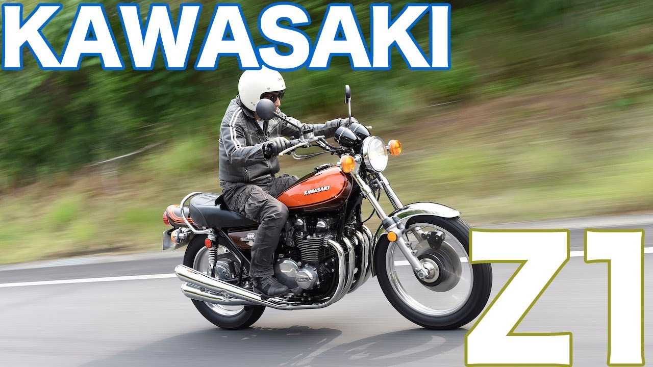 "名車""音感図鑑""2【KAWASAKI Z1】..."