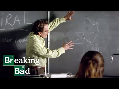 Walt's Science Lesson - Breaking Bad: S1 E2 Clip