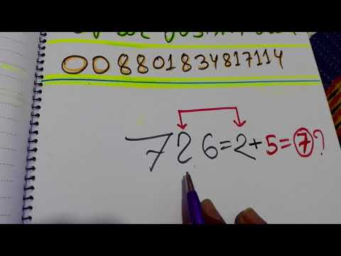 PART-03, THAI LOTTO ALL SPECIAL CUT DIGIT CALCULATION 16-11-2017