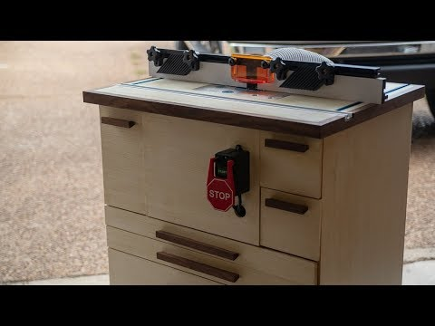 How To Make a Router Table | Rockler Pro Lift