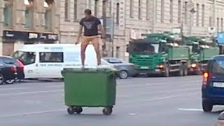 MEANWHILE IN RUSSIA 2017! Russian Crazy \u0026 Funny Fails