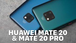 Trên tay Huawei Mate 20 Pro và Mate 20