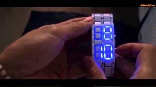 Светодиодные часы Shiro
