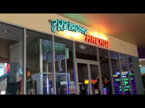Video Game Arcade Tours - Fremont Arcade (Las Vegas, Nevada)