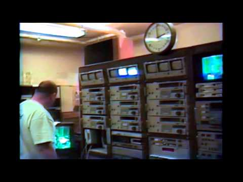 Television Station Master Control Tour